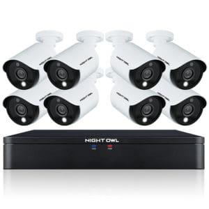 Wired DVR System