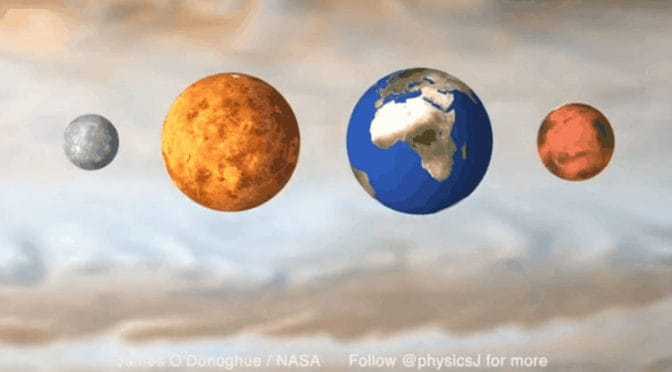 These Videos by a Planetary Scientist Cleverly Show The True Size of Our Solar System