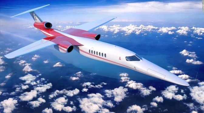 How soon will supersonic jets return to our skies?